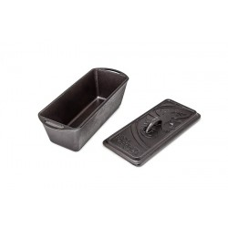 Petromax Loaf Pan with Lid K4