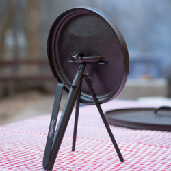 Pro Stand Lid Stand pro - ft keeps your Dutch Oven lids out of the dirt