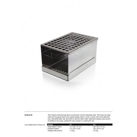 Petromax Firebox FB1