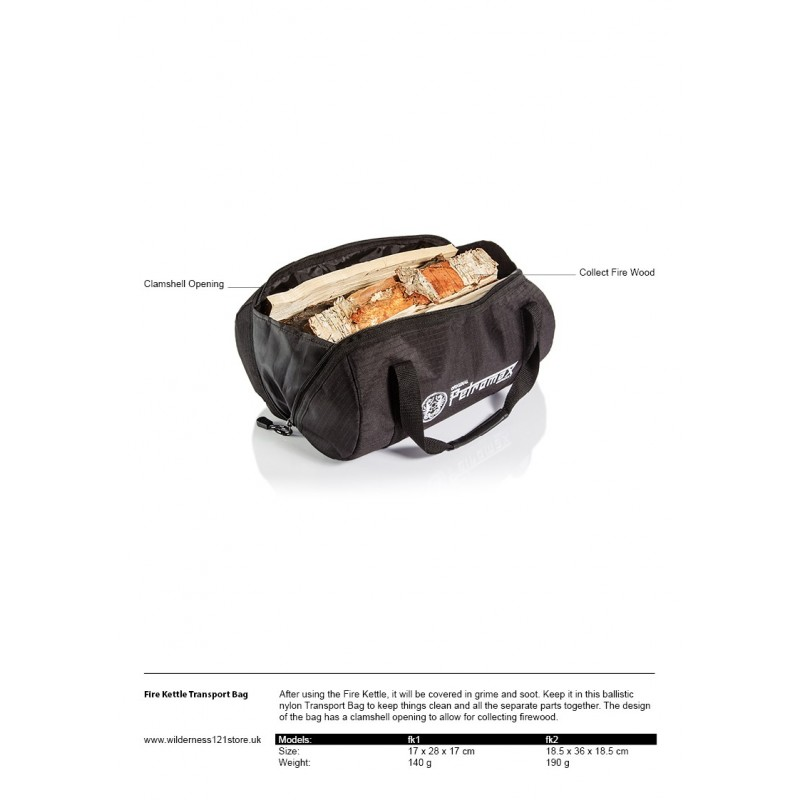 Petromax Fire Kettle Transport Bag