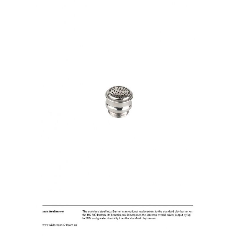 Petromax Inox Steel Burner fact sheet