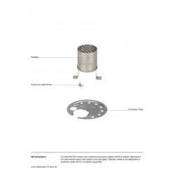 HK 500 Radiator fact sheet