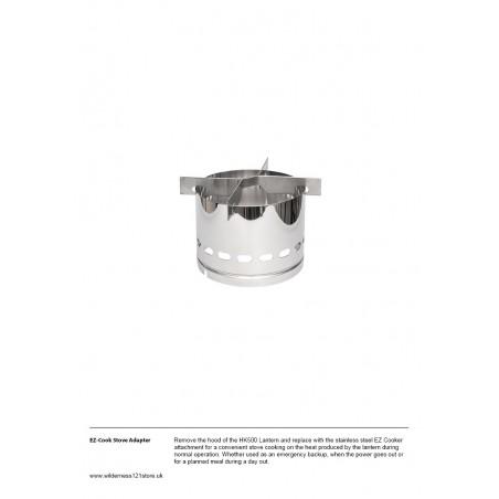Petromax ez-cook Stove Adapter