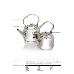 Tea Kettle by Petromax, TK1, TK2 & TK3