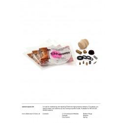 Spares kit for the Petromax HK500 Pressure Lantern fact sheet
