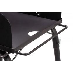 Petromax Dutch Oven Table FE45 hanging rail detail shot