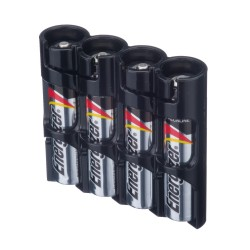 Powerpax Storacell Slimline 6 AAA Battery Caddy