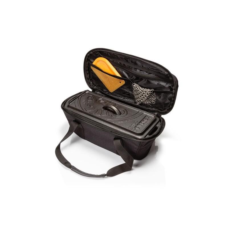 K4 Petromax Transport Bag open
