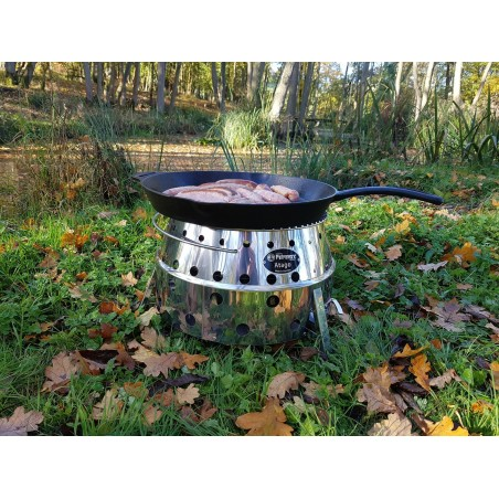 Petromax Atago BBQ, Grill & Fire Pit overview
