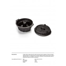 Ring Cake Pan gf1 Fact sheet