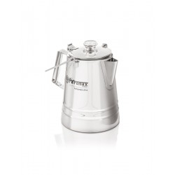 Stainless Steel Percolator high quality stainless steel and glass construction