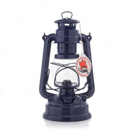 Feuerhandl 276 Hurricane Paraffin Lanterns Colbolt Blue