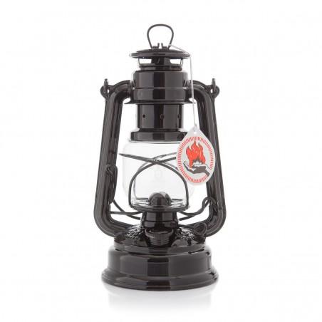 Feuerhandl 276 Hurricane Paraffin Lanterns Black