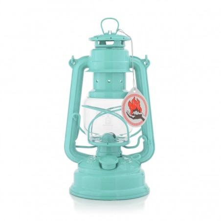 Feuerhandl 276 Hurricane Paraffin Lanterns Light Green