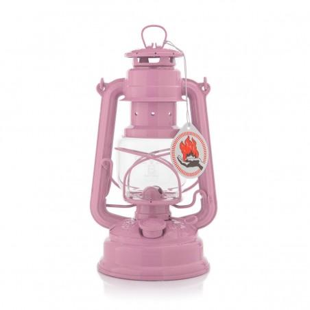 Feuerhandl 276 Hurricane Paraffin Lanterns Light Pink