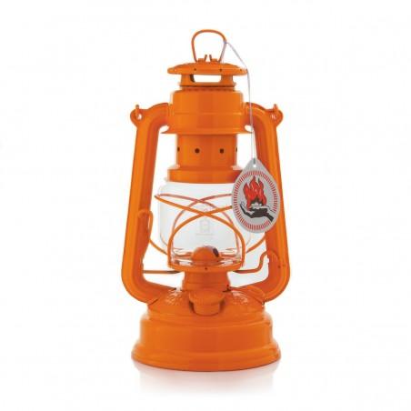 Feuerhandl 276 Hurricane Paraffin Lanterns Orange