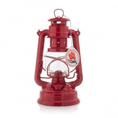 Feuerhandl 276 Hurricane Paraffin Lanterns Red