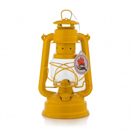 Feuerhandl 276 Hurricane Paraffin Lanterns Yellow