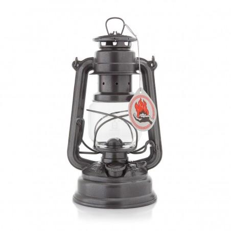 Feuerhandl 276 Hurricane Paraffin Lanterns Sparkling Iron