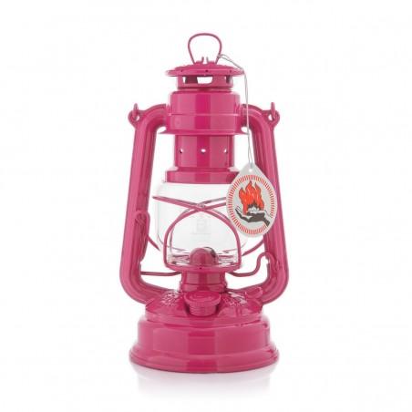 Feuerhandl 276 Hurricane Paraffin Lanterns Magenta