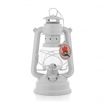 Feuerhandl 276 Hurricane Paraffin Lanterns White