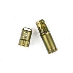 Exotac titanLIGHT Lighter open view
