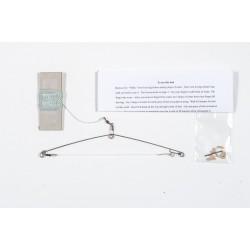 Military Speed Hook Survival Fishing Kit