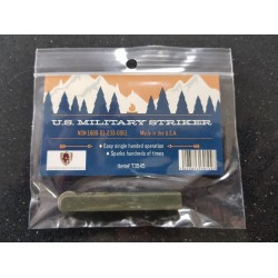 US Military Fire Striker - Spark-lite - packaging view