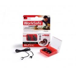 Alpine Hearing Protection WorkSafe DIY Earplugs