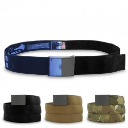 Wazoo Cache Belt - all colours and xray shown