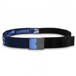 Wazoo Cache Belt - Black - xray showing what you can store inside