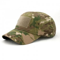 Wazoo Cache Patch Cap camo multicam