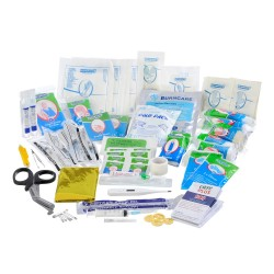 Care Plus Professional First Aid Kit contents