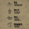 ROGAN Tradesman Survival EDC Tool