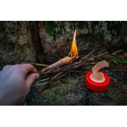 Procamptek - Fire Strip Roll |versatile tinder