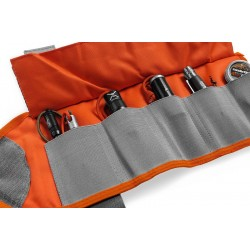EXOTAC toolROLL slip pockets