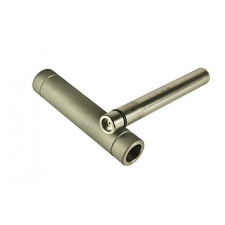 TiSurvival Titanium Fire Piston