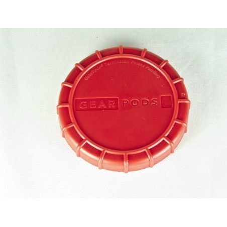 GearPods Connect System S/XL Red