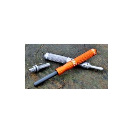 EXOTAC nanoSTRIKER XL Firesteel Orange