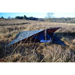 Special Double Tarp System