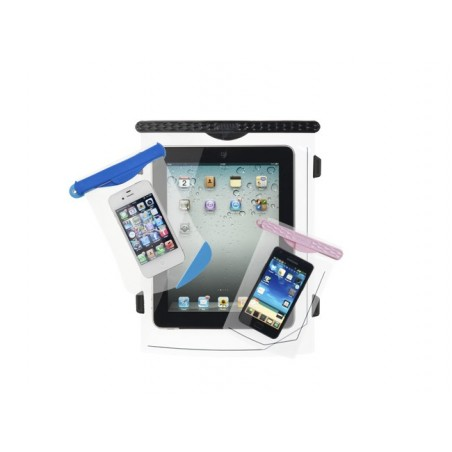 Gooper IP-X8 Waterproof Mobile Phone & Tablet Dry Bags