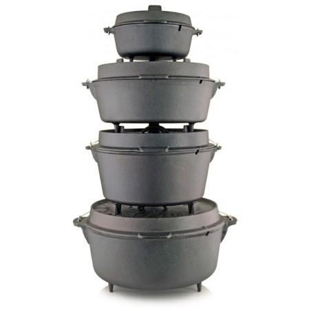 Petromax Dutch Ovens FT3, FT4.5, FT6, FT9, FT12 & FT18 fact sheet