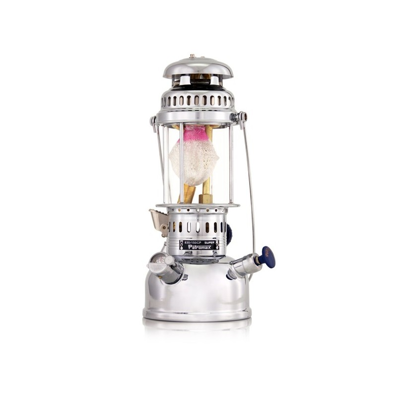 Petromax HK 150 Pressure Lantern Chrome