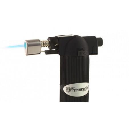 Petromax hf2 Professional Lighter detail shot of lighter mechanism