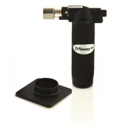 Petromax hf2 Professional Lighter showing stand detached